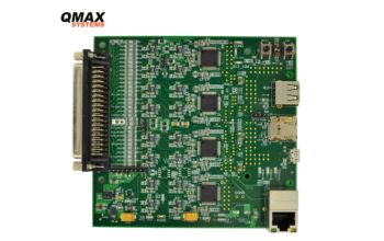 32-Channel High Precision ADC board for an Industrial application